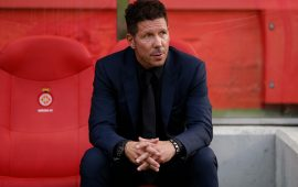 LA LIGA: Diego Simeone extends contract at Atletico