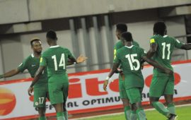 Nigeria VS Cameroon: A six quarter-hour review