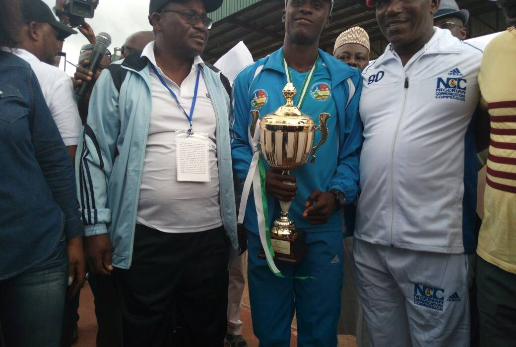 Delta wins the National Youth Games for the third consecutive time