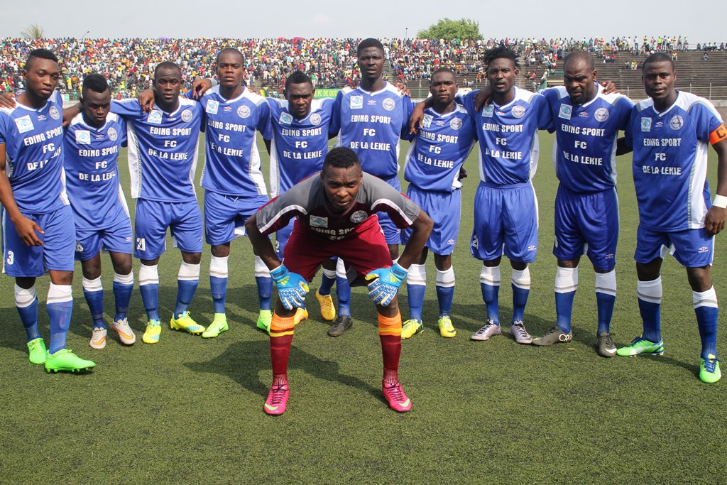 5-yr-old Eding Sport win Cameroon league title