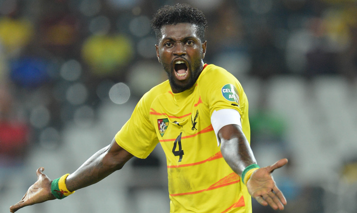 How Emmanuel Adebayor's legendary status in Togo is fading away
