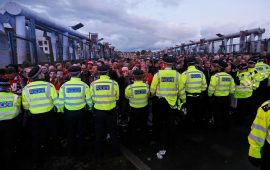 UEFA charges Arsenal and Cologne for crowd trouble, as Arsenal launch review