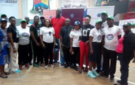 'Fortem Inspire' advocates girl child involvement in sports through mentorship