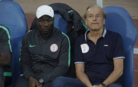 Gernot Rohr vs Cameroon – The plus, the minus