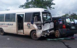 FC Ifeanyi Ubah involved in car crash