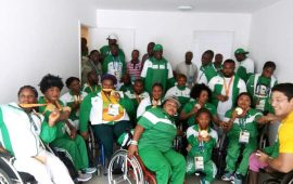 10 Nigerian lifters for World Para Powerlifting Championships