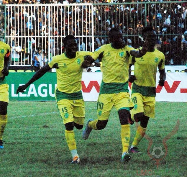 Local hero: Turba's phone keeps ringing after Plateau United title win