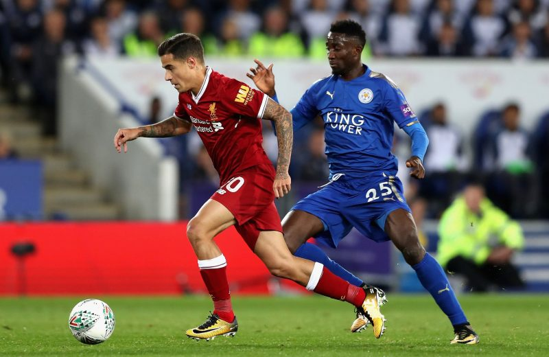 Carabao Cup: Leicester City knock out Liverpool