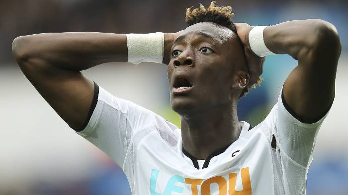 Nigeria Football Federation receives Twitter 'L' after Tammy Abraham snub