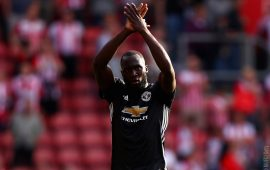 Lukaku earns United narrow win, as City humiliate Palace