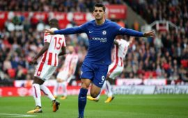 Morata promises more improved performances for Chelsea