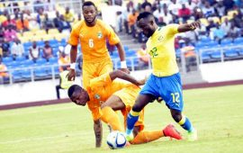 Ivory Coast 1-2 Gabon: 10-man Panthers stun the Elephants in Bouake