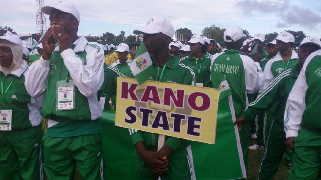 Kano: 130 atheletes to compete at the National Youth Games