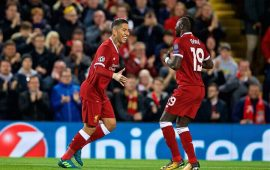 UCL: Salah strikes again as Liverpool thrash City