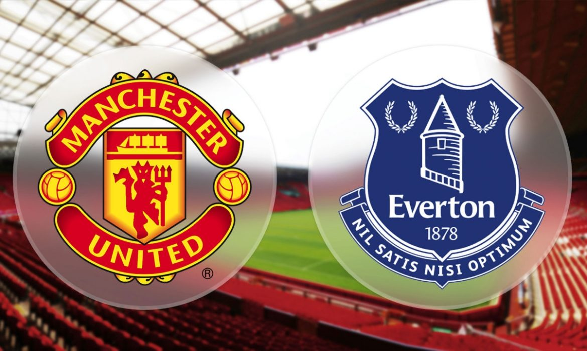 Image result for manchester united vs everton