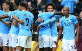 5 star City breeze past 10-man Liverpool