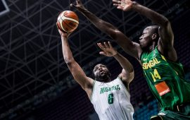 D'Tigers overcome Senegal to face host Tunisia in Afrobasket final