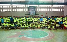 Olumide Oyedeji basketball camp rounds off in Lagos