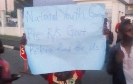 Team Rivers stranded in Port Harcourt despite government assurance to release funds