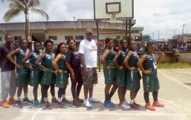 South East Basketball Championship holds in Owerri
