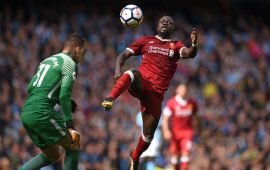 Man City 5-0 Liverpool: Mane apologizes for 'accidental collision' with Ederson
