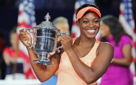Sloane Stephens wins 2017 US Open title