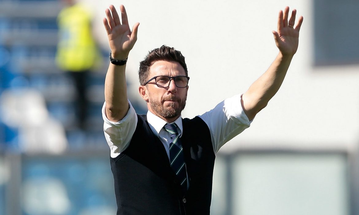 Roma vs Atletico: It is going to be a footballing battle – Di Francesco