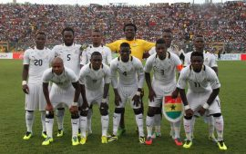 Ghana buoyed by open Group E ahead of Congo test