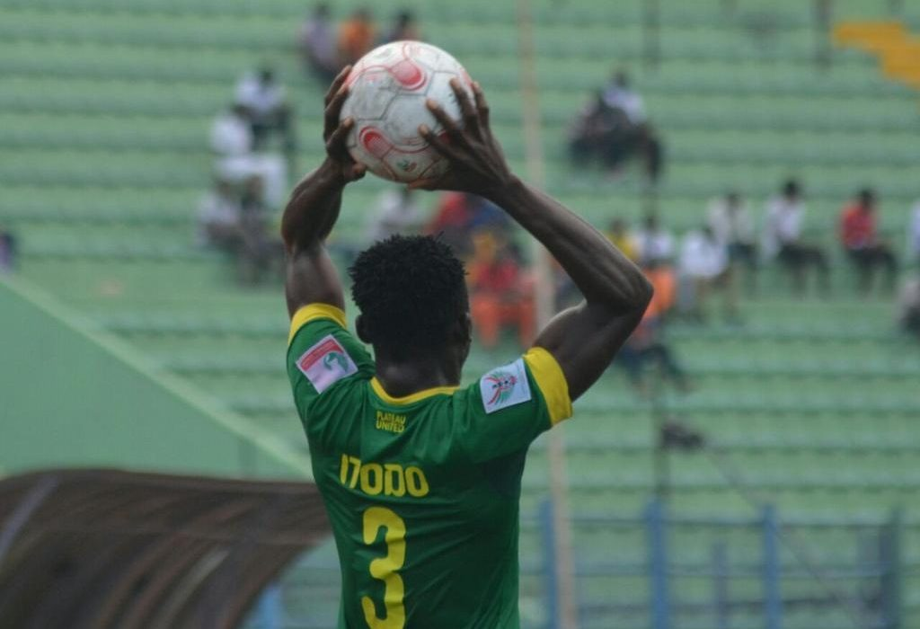 CHAN 2018: Long-throw specialist, Itodo doubtful for Angola