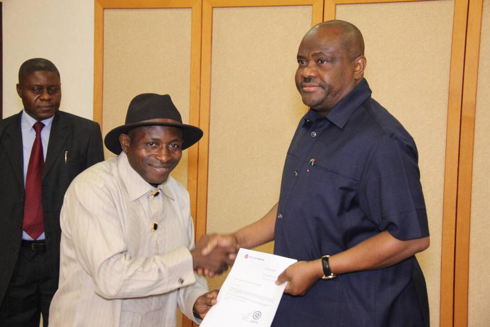 Wrestling: Igali notifies Governor Wike on Africa Championships date