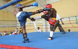 We'll work towards return of Kick-Boxing to the National Sports Festival – Yakubu