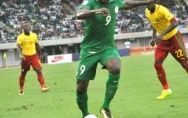 Nigeria vs Libya: Ighalo gets nod to start again