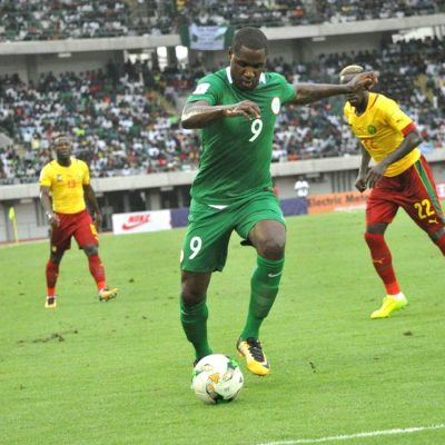 Nigeria vs Libya: Ighalo gets nod to start again