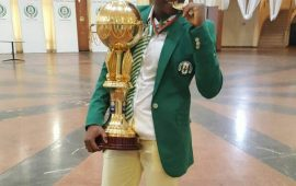 Winning Afrobasket changed my life big time – Nkechi Akashili
