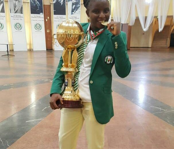 Winning Afrobasket changed my life big time – Nkechi Akashili
