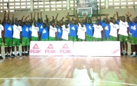 "Olumide Oyedeji ""No Borders Basketball Camp"" wraps up in Lagos"