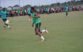 """""""I will soon retire"""", Mikel tells Iwobi"""