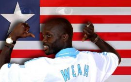 George Weah and the Rise of Football Labour