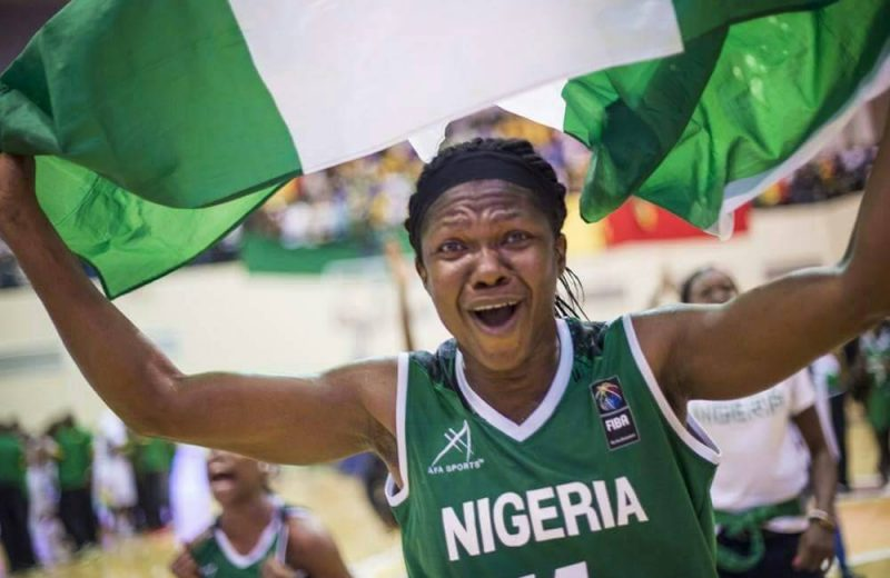 Two-Time Africa Champion Chioma Udeaja: Winning the Afrobasket title was not an easy task