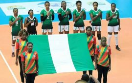 Volleyball: Travel weary Nigeria trounced by Kenya in opening game