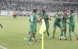 FIFA-Coca-Cola Ranking: Nigeria up three places