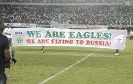 Iwobi strike sends Nigeria to sixth World Cup appearance