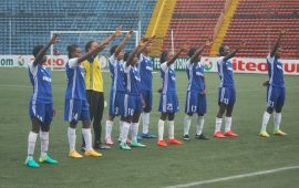 Women's AITEO Cup: Rivers Angels arrive Jos after 31-hour journey
