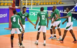 Volleyball Nations Cup: Nigeria finish 13th