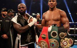 Boxing: Brutal Joshua retains WBA, IBF in Round 10