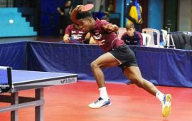 ITTF Belgium Open: I'll focus on winning every single game says Omotayo