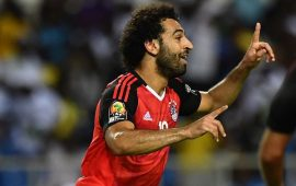 Egypt leave out Mohammed Salah for Eagles clash