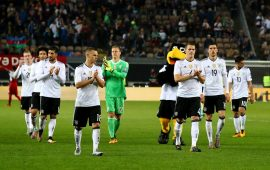 2018 FIFA World Cup: Germany equal qualifying GD record
