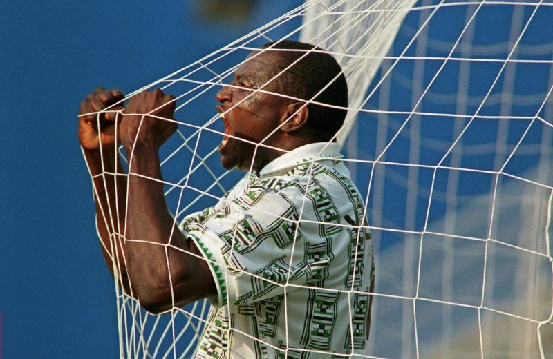 I proudly washed Yekini's jerseys in the national team, says Imenger