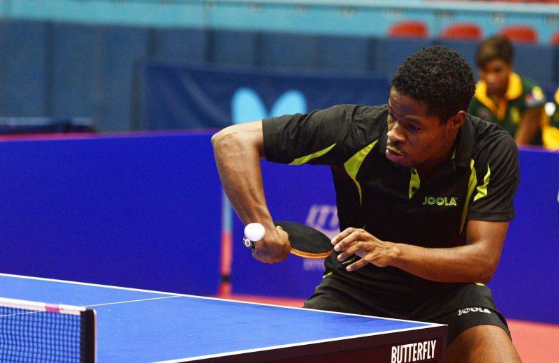 Table Tennis: Omotayo focus on Belgium and Spanish Open